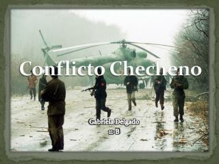 Conflicto Checheno