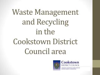 Waste Management and Recycling  in the  Cookstown District Council area