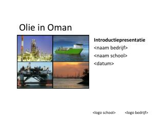Olie in Oman