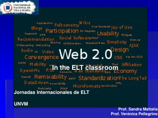 In the ELT classroom