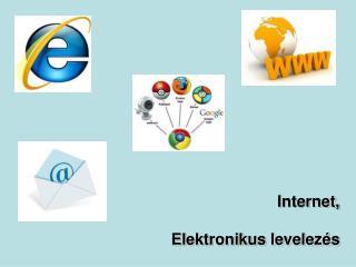 Internet,  Elektronikus levelez�s