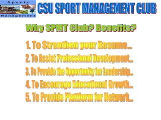 Why SPMT Club? Benefits?