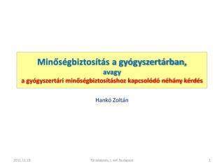 Hankó Zoltán