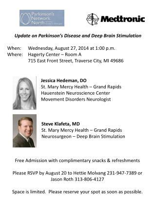 Jessica Hedeman, DO St. Mary Mercy Health – Grand Rapids Hauenstein  Neuroscience Center