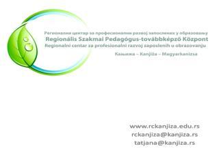 A  tanári hivatás és szakmai fejlődés kompetenciakövetelményei szabályozási keretek, alkalmazás