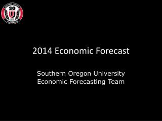 2014 Economic Forecast