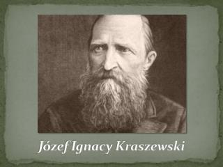 J�zef Ignacy Kraszewski