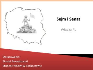 Sejm i Senat
