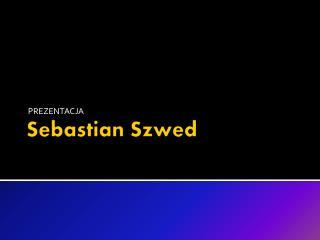 Sebastian Szwed