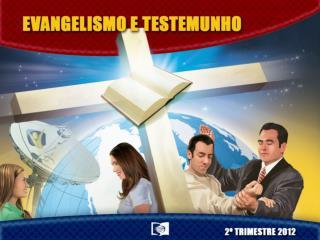 Pr. Luiz Gustavo Assis  Pastor do Distrito de Sarandi