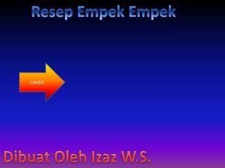 Resep Empek Empek