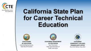 Role of Community Colleges in Preparing Teachers Through  a CTE Pathway