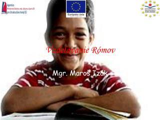 Vzdelávanie Rómov