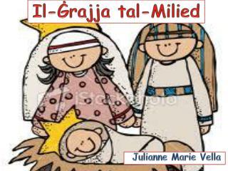 Julianne Marie  Vella
