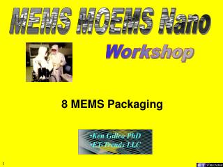 8 MEMS Packaging