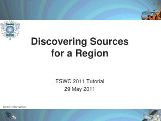Discovering Sources for  a  Region
