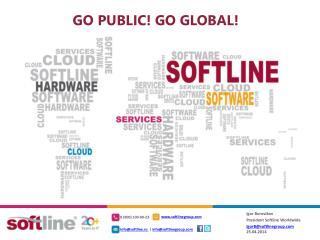 GO PUBLIC! GO GLOBAL!
