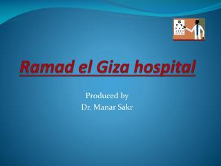 Ramad el Giza hospital