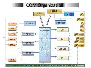 COM Organization