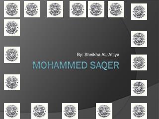 Mohammed Saqer
