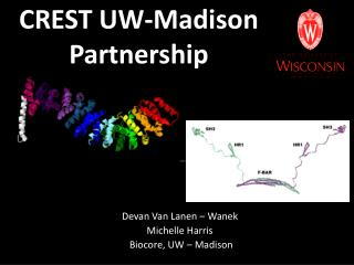 CREST UW-Madison Partnership