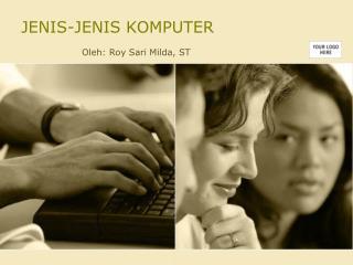 JENIS-JENIS KOMPUTER