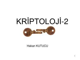 KRİPTOLOJİ-2