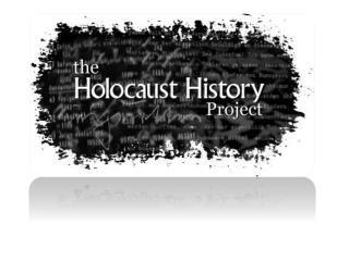 Holocaustul :