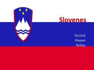 Slovenes