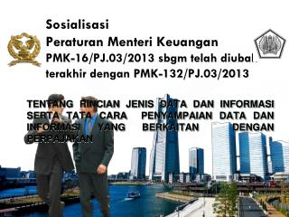 PERKEMBANGAN APBN TA 2011-2014
