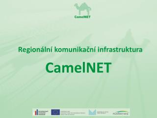 Regionální komunikační infrastruktura