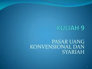 KULIAH 9