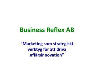 Business Reflex AB