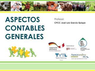 CPCC  José Luis García Quispe