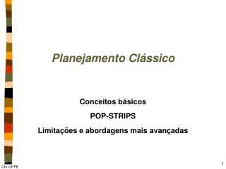 Planejamento Cl ssico