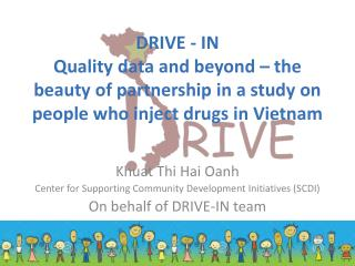 Khuat Thi Hai Oanh Center for Supporting Community Development Initiatives (SCDI)