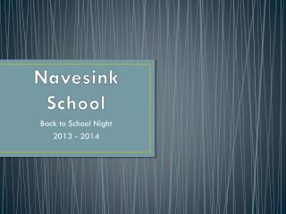 Navesink School