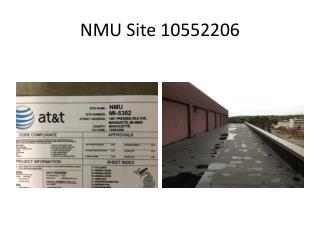 NMU Site 10552206