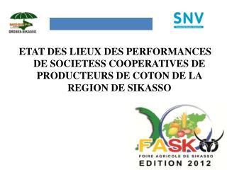 Elaborer les plans et programmes régionaux de solidarité,