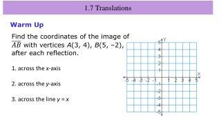 1.7 Translations