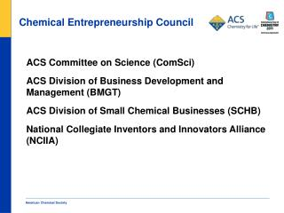 Chemical Entrepreneurship Council