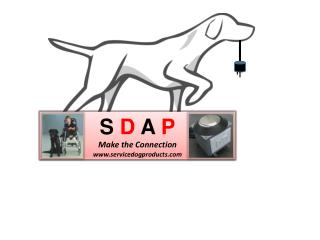 S  D  A  P Make the Connection servicedogproducts