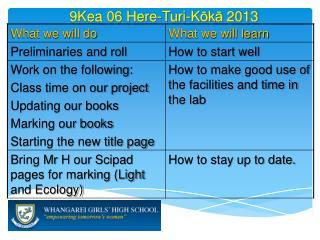 9Kea  06  Here- Turi - K ō k ā  2013