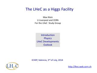 The  LHeC  as a Higgs Facility