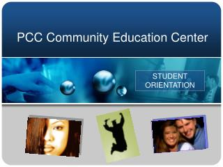 PCC Community Education Center