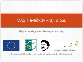 MAS Havlíčkův kraj, o.p.s.
