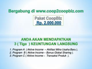 Bergabung  di  coop2coopbiz