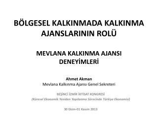 BEŞİNCİ İZMİR İKTİSAT KONGRESİ (Küresel Ekonomik Yeniden Yapılanma Sürecinde Türkiye Ekonomisi)