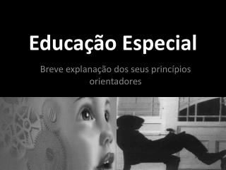 Educa��o Especial