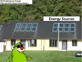 For more information on Solar energy visit the web link seai.ie/Renewables/Solar_Energy